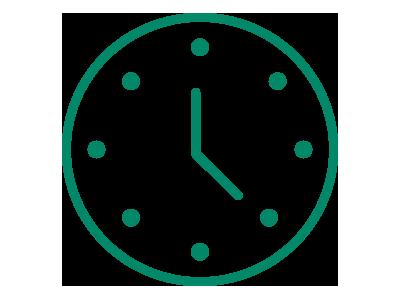 Sparen Sie Ihre kostbare Arbeitszeit